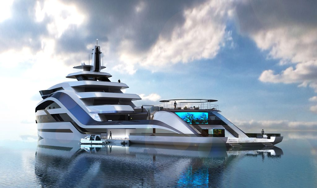 Super Yacht Designers- Icon yachts Leading LargeHorizontal view.