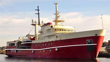 Yacht Conversion - Project Legend,  Luxury Yacht Builders-02