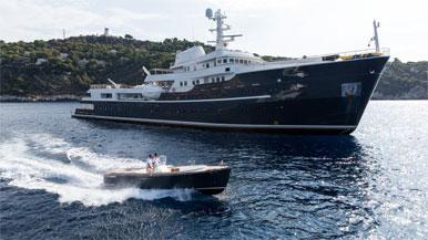Yacht Conversion - Project Legend,  Luxury Yacht Builders-03