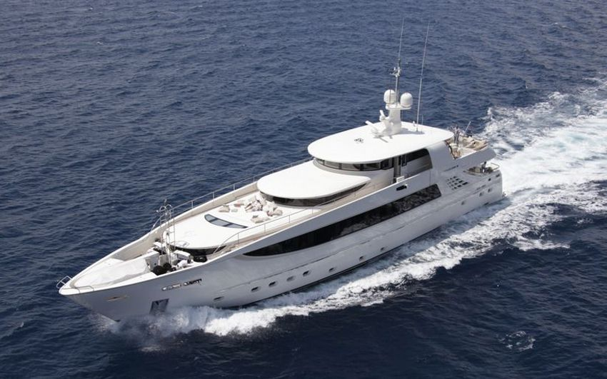 New Build Luxury Super Yachts-  Basmalina-ii