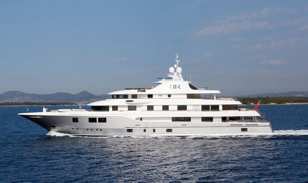 ICON Yachts superyacht Baton Rouge.