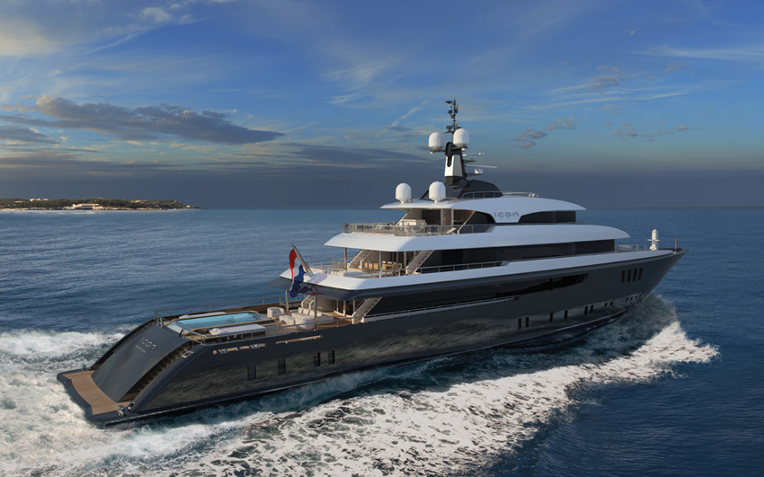 New Build Super Yachts- ICON 225
