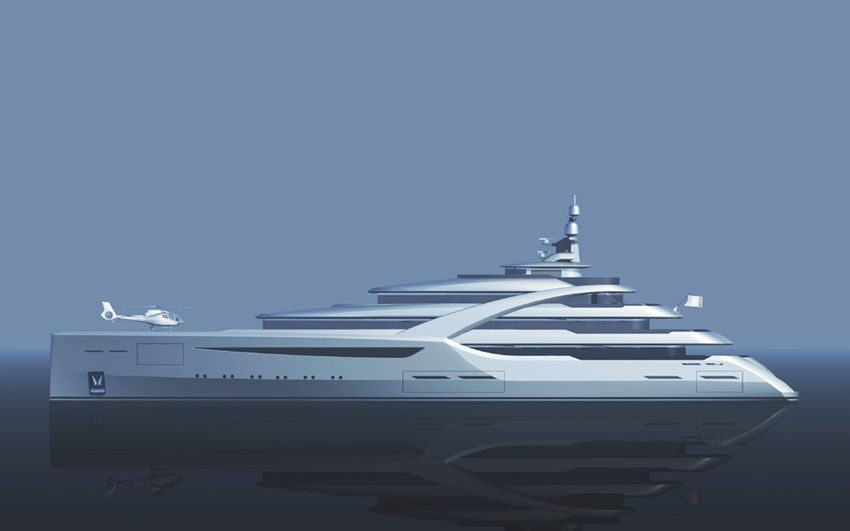 New Build Super Yachts-  ICON 300