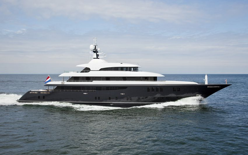 New Build Super Yachts- ICON