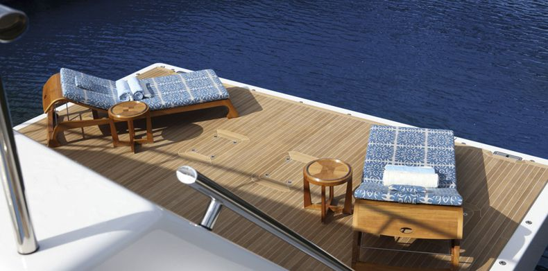 New Build,Party Girl (ex Meridian), Luxury-Super Yachts Interior View 04