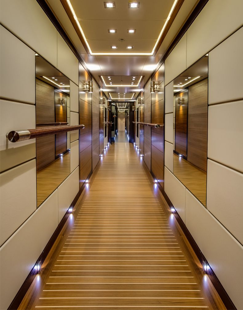 New Build,Party Girl (ex Meridian), Luxury-Super Yachts Interior View 05