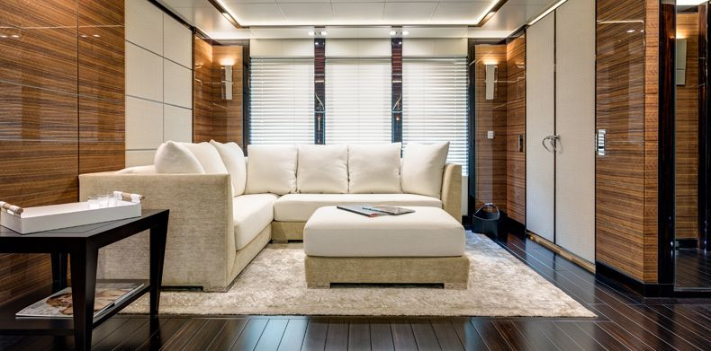 New Build,Party Girl (ex Meridian), Luxury-Super Yachts Interior View 12