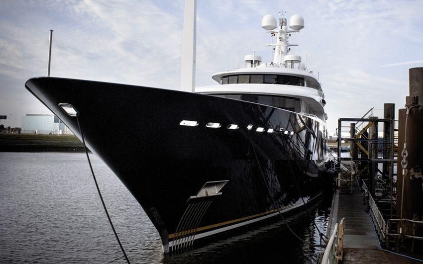 Yacht Refit- Project C2