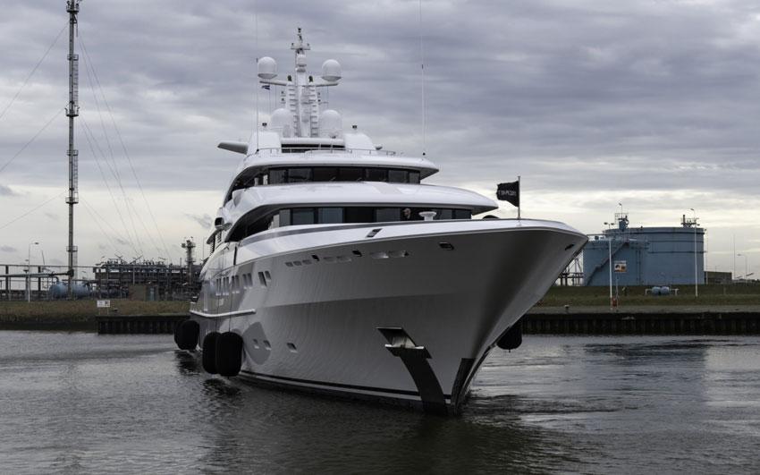 Yacht Refit- Project confidential