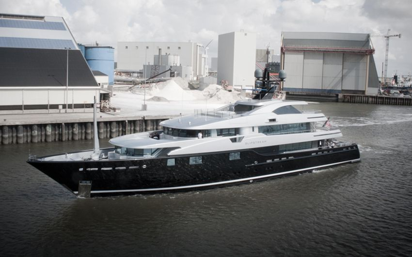 Yacht Refit- Project Slipstream