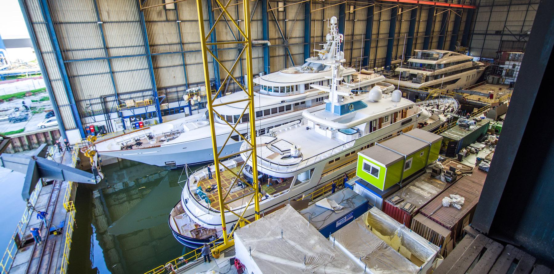 Yacht Refit - Project Virginian, Luxury Yacht Builders-4